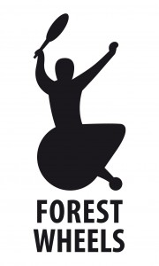 logo Forest Wheels_wit